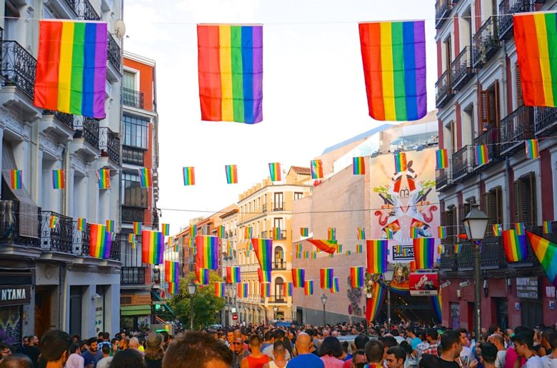 Madrid Gay Pride Package