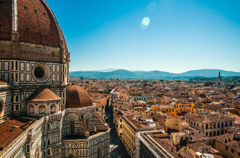 Gay Capitals of Italy Tour: Rome, Florence, Naples