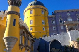 Sintra, Cascais and Cabo de Roca Day Trip