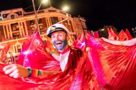 A Journey to Australia & Sydney Mardi Gras Celebration