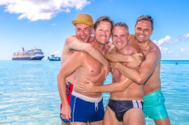 9 Reasons Why You Should Take a Gay Cruise