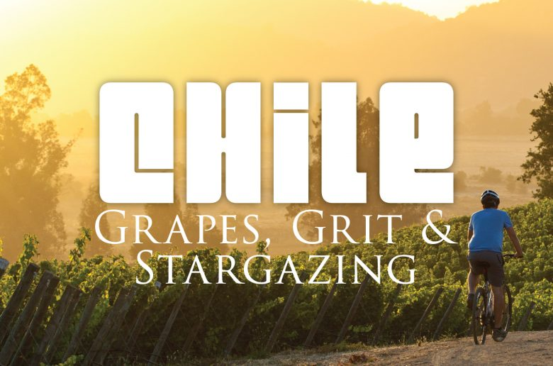 Chile Grapes, Grit & Stargazing