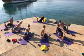 My Gay Yoga Cruise