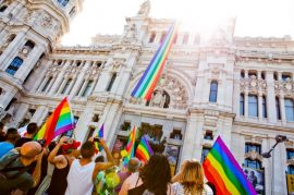 Rainbow Gay Tours Madrid