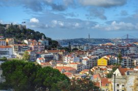 Walking Tour of Lisbon