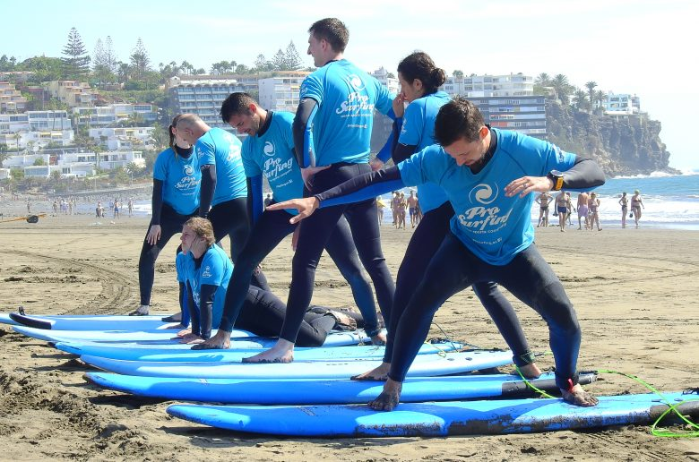 Gay Surf Camp – Canary Island