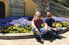 Santiago City Walking Tour