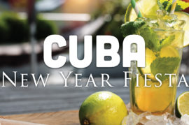 Cuban New Year Fiesta