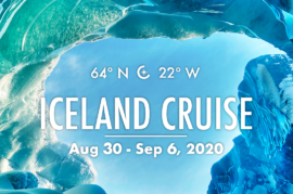 VACAYA Iceland Cruise – Land of Luminosity