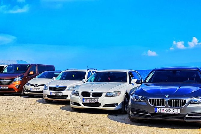 Private Transfer from Hotel to Split Airport