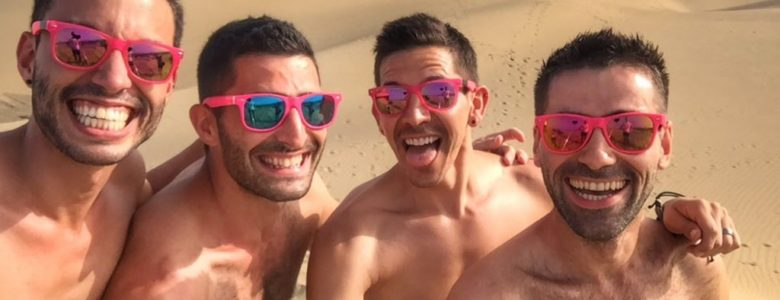 Spain's Top Gay Beaches for Fun in the Sun